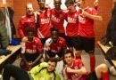 """Grattis  DM Mästare """"Futsal HFF"""" (p17) i innefotboll 2018!!"""