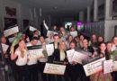 Tornedalsskolan – skrällde och tog hem fyra vinster på årets UF-mässa!