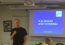 Europa Direkt Norrbotten besökte nyligen Tornedalsskolan