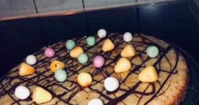 Recept på god påsk kladdkaka!