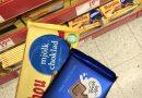 Européer konsumerar hälften av världens choklad!